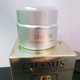Kem trắng da tái tạo Chamis 35g giá sỉ