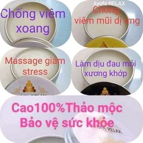 Cao massage AYOFA giá sỉ