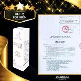 Detox Bọt Biển Thải Độc Da - A cosmetics giá sỉ