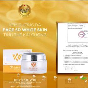 kem face 5d white skin giá sỉ