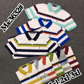 áo sọc cotton siêu mịn có size giá sỉ