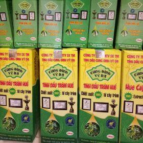tinh dầu tràm trị muỗi giá sỉ
