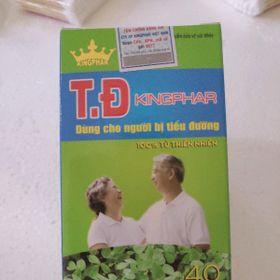 TĐ Kingphar - Dùng cho tiểu đường giá sỉ