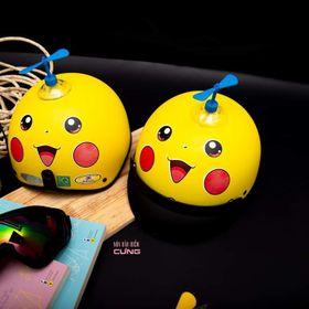 Mũ bảo hiểm Pikachu giá sỉ