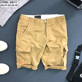 Quần short kaki Nam túi hộp size 30-36 giá sỉ