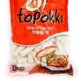 Bánh gạo Hàn Quốc Topokki 1kg giá sỉ