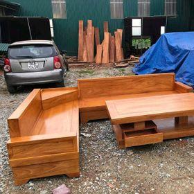 sofa gỗ gõ đỏ cao cấp giá sỉ