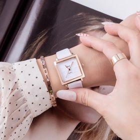 Đồng hồ thời trang nữ dây da giá sỉ