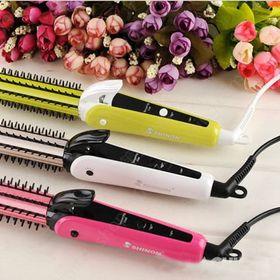 Máy kẹp tóc đa năng 3 in 1 Shinon SH-8097 giá sỉ
