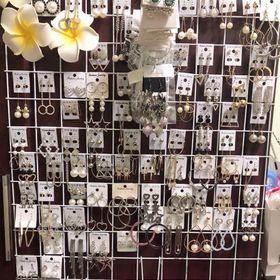 Bông tai Thái Lan ôm lô 100 đôi giá sỉ