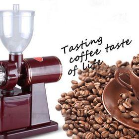 Máy xay cà phê xay tiêu 600N đỏ - đen giá sỉ