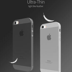 Ốp lưng iphone 5 5s SE CAFELE Ultra thin giá sỉ