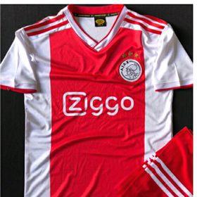 áo đấu Ajax Amsterdam 1920 - đỏ trắng giá sỉ