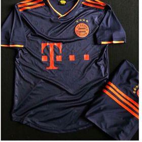 áo đấu Bayern Munich 1920 - đen giá sỉ