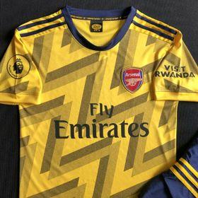 áo đấu Arsenal 1920 - vàng giá sỉ