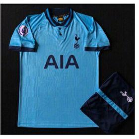 áo đấu Tottenham xanh biển 1920 giá sỉ