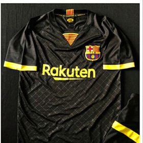 áo đấu Barcelona 1920 - đen giá sỉ