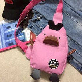 Túi vịt hồng giá sỉ