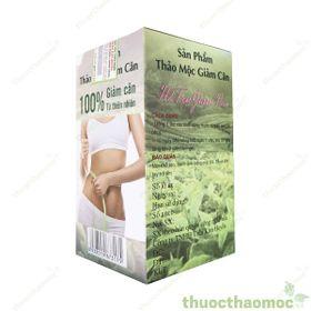 Thảo mộc giảm cân tự nhiên Trần Kim Huyền – 100 từ thiên nhiên giá sỉ