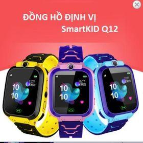 Đồng hồ định vị trẻ em CHỐNG NƯỚC Q12 giá sỉ