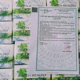 Nước ép cần tây green beauty giá sỉ