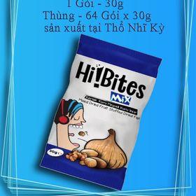 Sung nhồi hạt thập cẩm Hibites 30gr giá sỉ
