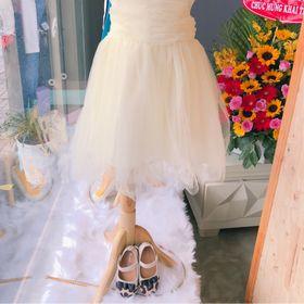 Đầm công chúa bé gái giá sỉ