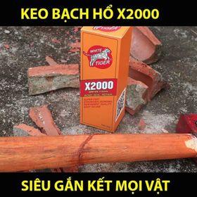 Keo x2000 Keo gắn đa năng giá sỉ