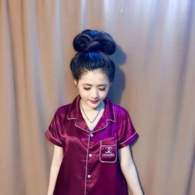 Đồ bộ pizama phi lụa đùi lửng dài giá tại Đà Nẵng giá sỉ