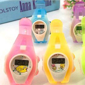 Đồng hồ điện tử có sẵn pin mẫu mới giá sỉ