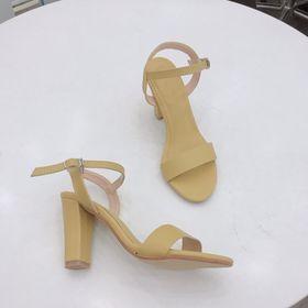 Giày sandal cao gót vuông d giá sỉ