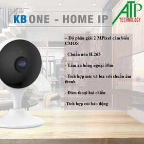 Camera IP Full HD 2MP KBONE KN-H21W giá sỉ