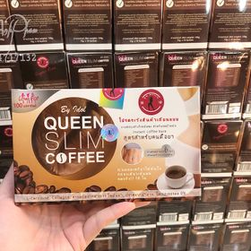 QUEENSLIM CAFE GIẢM CÂN CẤP TỐC THÁI LAN giá sỉ