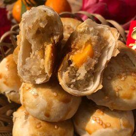 bánh dừa nương trưng muối giá sỉ