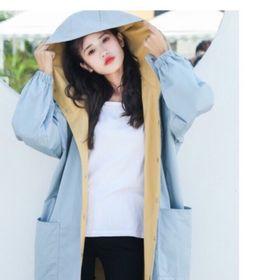Áo khoác dù dài nữ giá sỉ