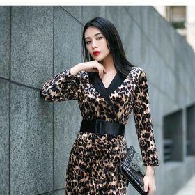 Đầm body beo nhung giá sỉ