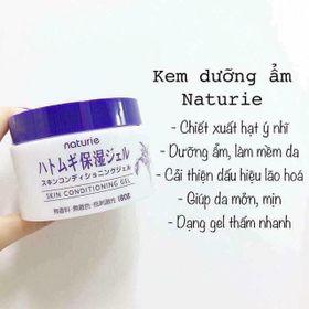 Kem Dưỡng Ẩm Làm Mịn Da Naturie Skin Conditioning Gel 180g giá sỉ
