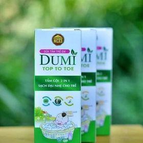 Sữa tắm gội trẻ em Dumi Top to toe 2 trong 1 giá sỉ