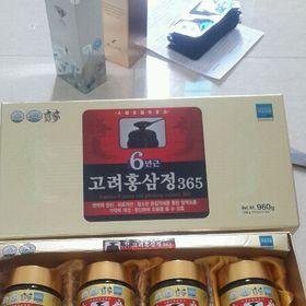 Cao Hồng sâm 365 Hàn Quốc giá sỉ