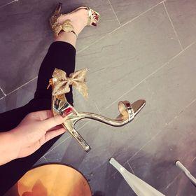 Giày sandal hoa đá xinh xắn giá sỉ