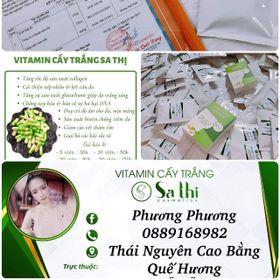 Vitamin Cấy Trắng SATHI giá sỉ