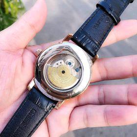 đồng hồ cơ Vancheron mầu đen giá sỉ