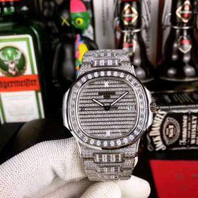 đồng hồ cơ Patek Philippe hàng cao cấp thép 316l mạ PVD giá sỉ
