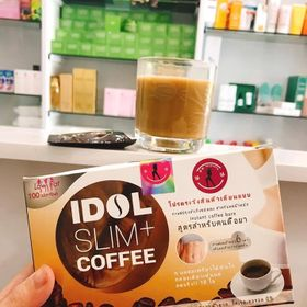 CÀ PHÊ GIẢM CÂN IDOL SLIM COFFEE THÁI LAN giá sỉ