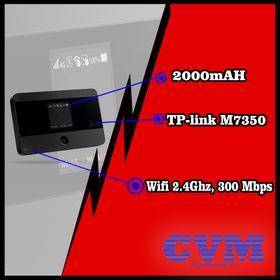 BỘ PHÁT WIFI 4G TPLink M7350 giá sỉ
