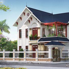 Thiết kế biêt thự mái Thái thành phố Hải Phòng giá sỉ