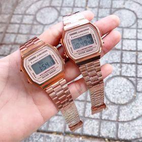 Đồng hồ điện tử CA.SIO dây kim loại giá sỉ
