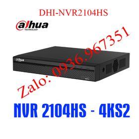 Đầu ghi hình Dahua DHI-NVR2104HS giá sỉ