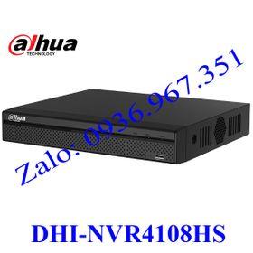 Đầu ghi hình Dahua DHI-NVR4108HS giá sỉ
