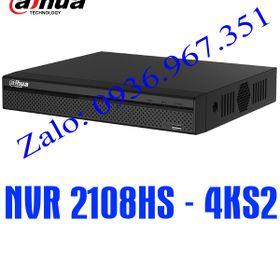 Đầu ghi hình Dahua DHI-NVR2108HS giá sỉ